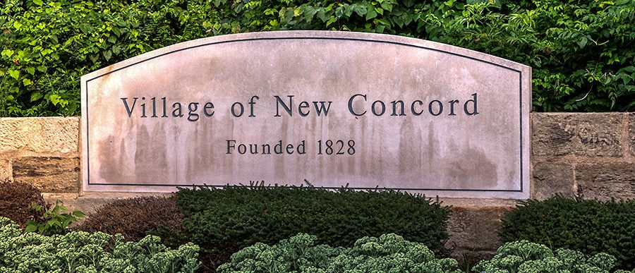 Welcome to New Concord